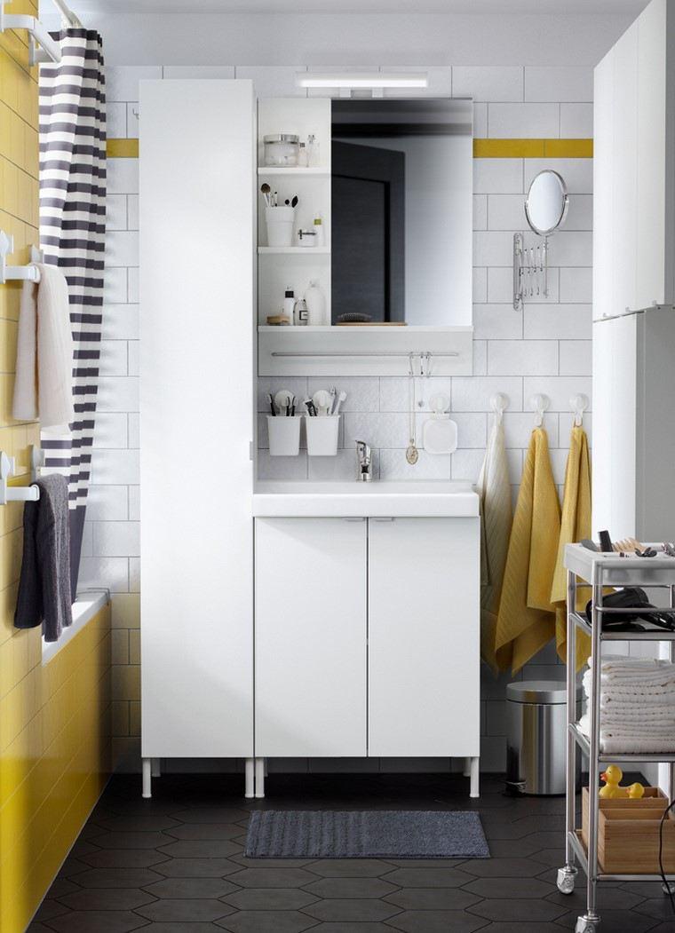 Muebles De Bano Ikea 2018 Disenos Que Garantizan Calidad Y - Ikea-baos-muebles