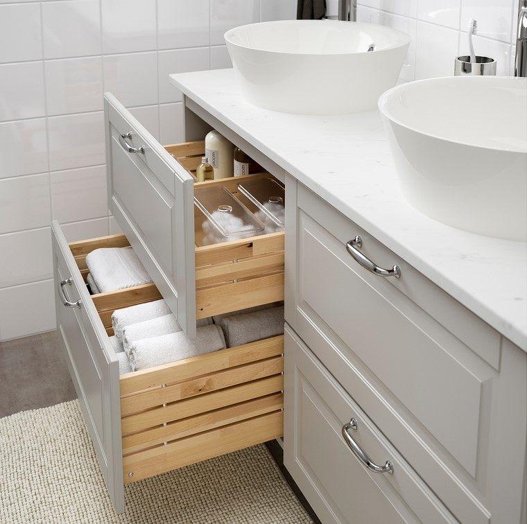 muebles-color-gris-claro-bano-diseno