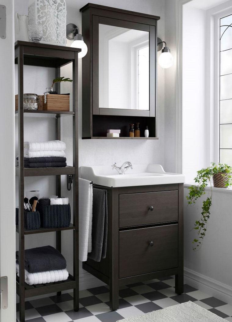 Muebles de ba o ikea 2018 dise os que garantizan calidad - Ikea scaffali bagno ...