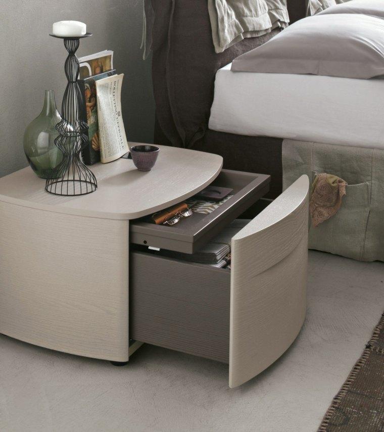 muebles modernos-decoracion-dormitorios