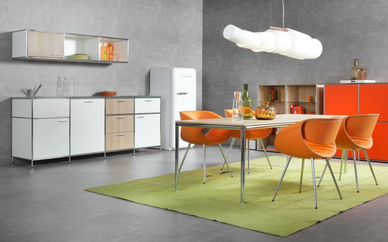 muebles modernos ideas retro