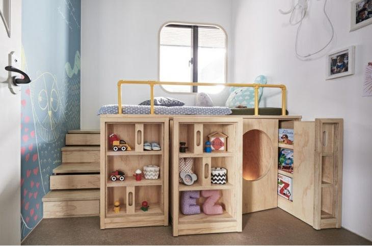 muebles para estetica almacen