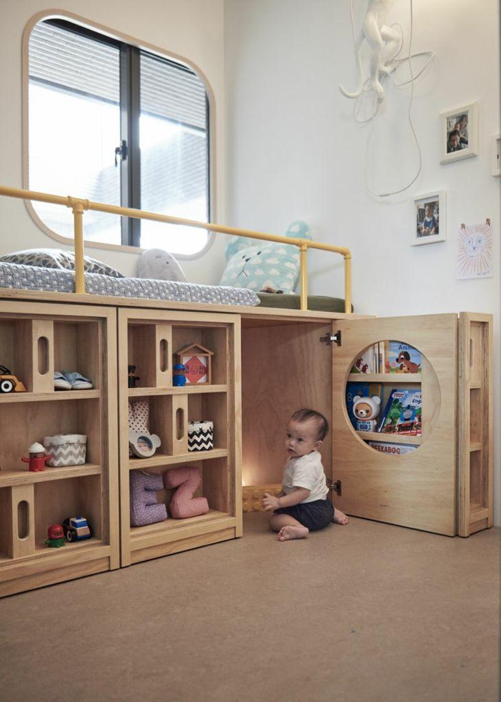 muebles personalizados dormitorios infantiles