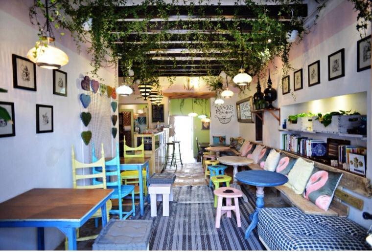 Restaurantes veganos -The Rabbit Hole Ibiza