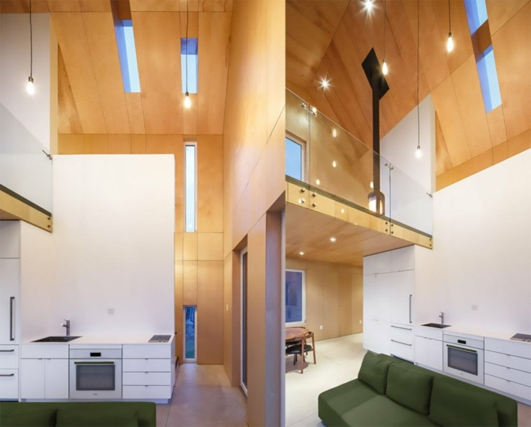 diseño de interiores arquitectura moderna