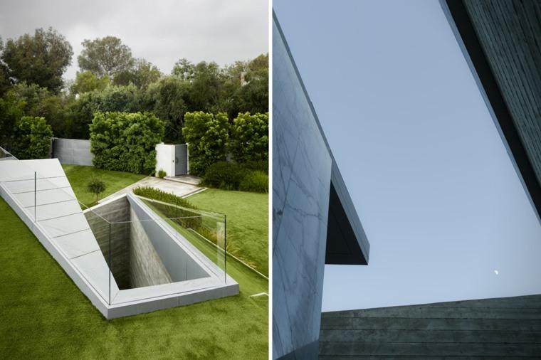Barrington Residence minimalismo