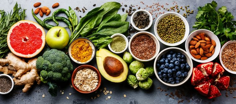 productos naturales vegetarianos