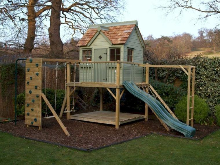 parque infantil con-casa