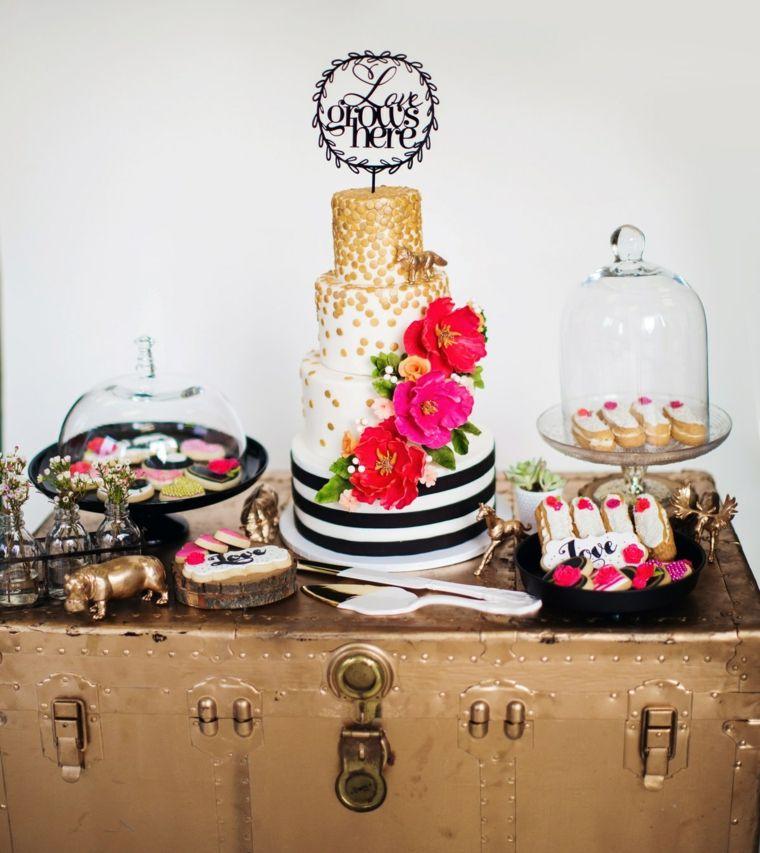 pasteles-de-boda-ideas-combinacion-colores-inesperada