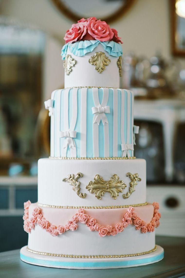 pasteles-de-boda-opciones-decoracion-bellas
