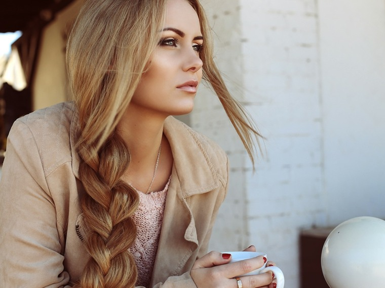 peinados juveniles para fiesta-naturales