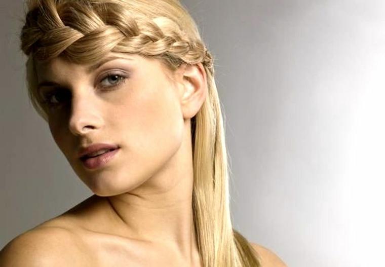 peinados modernos-trenza-frente
