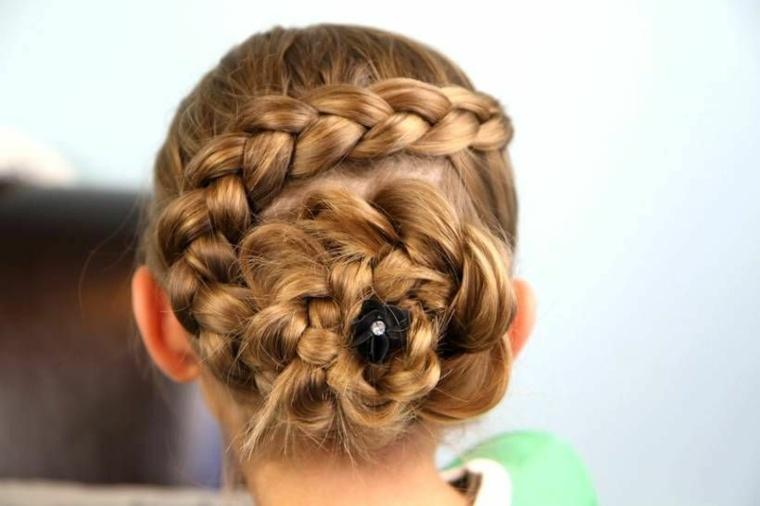 peinados ninas-modernos-elegantes