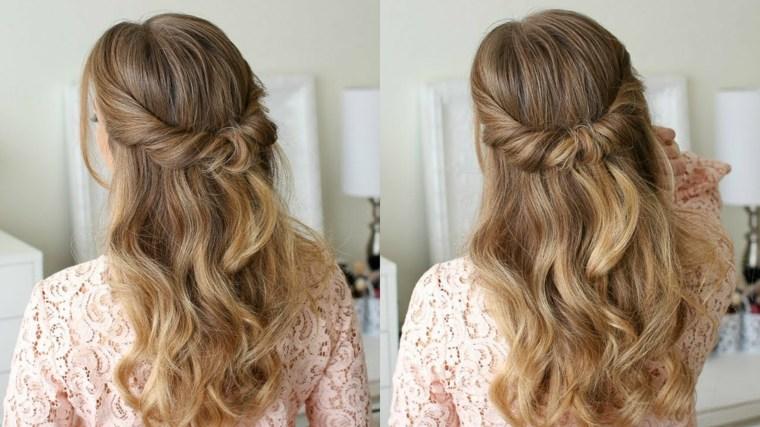 peinados para bodas invitadas-modernas