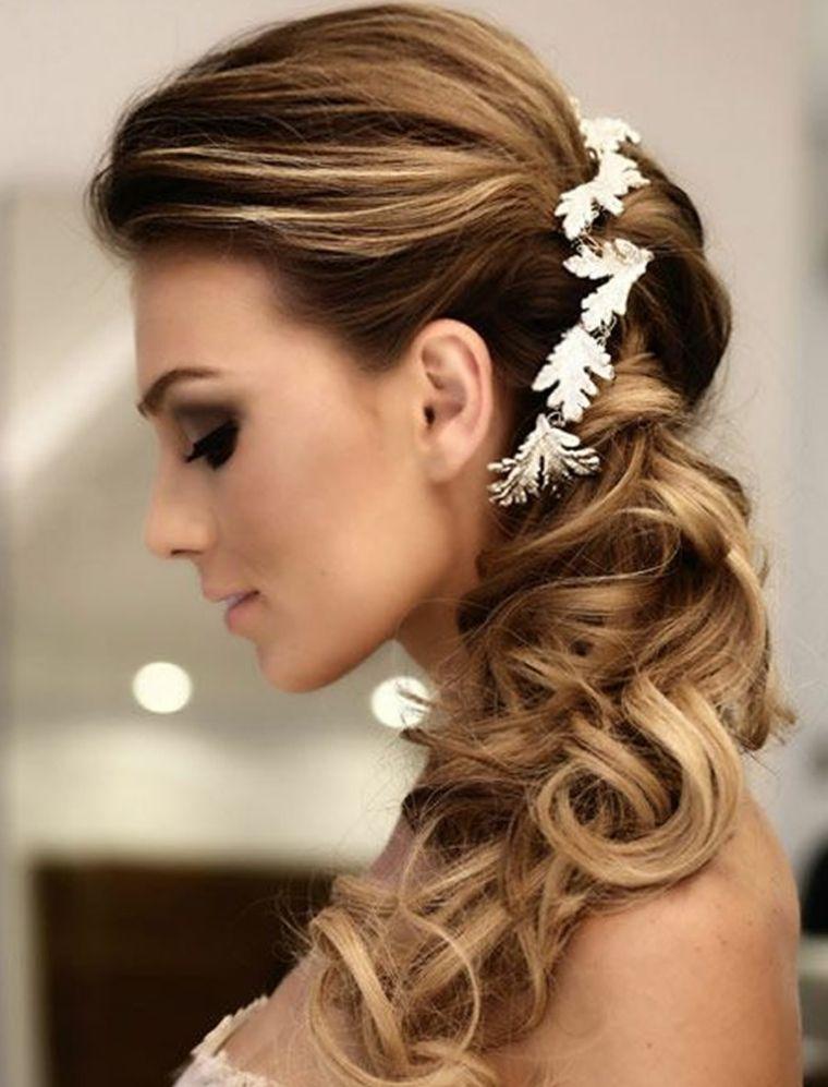 peinados para bodas invitadas-novias