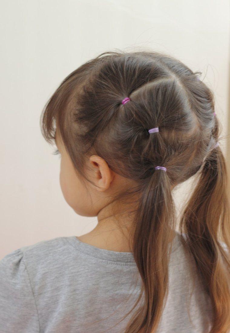 peinados para ninas faciles paso a paso-rapidos