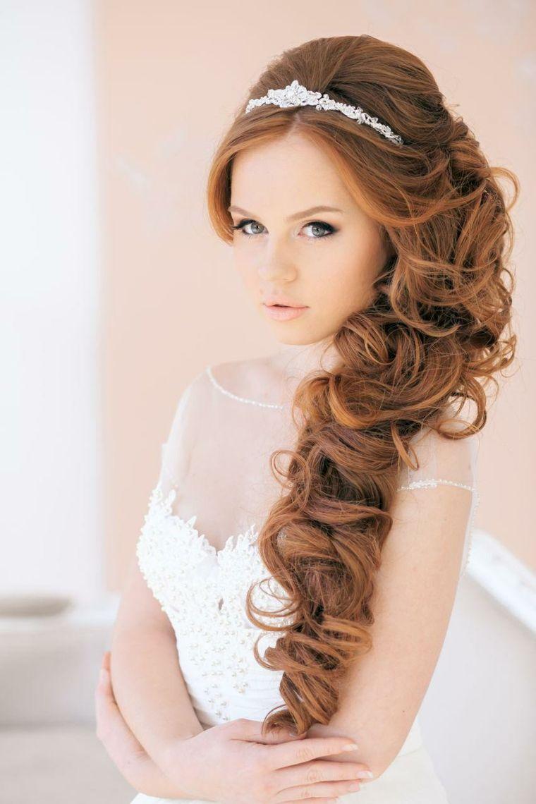 peinados recogidos-bodas-novias