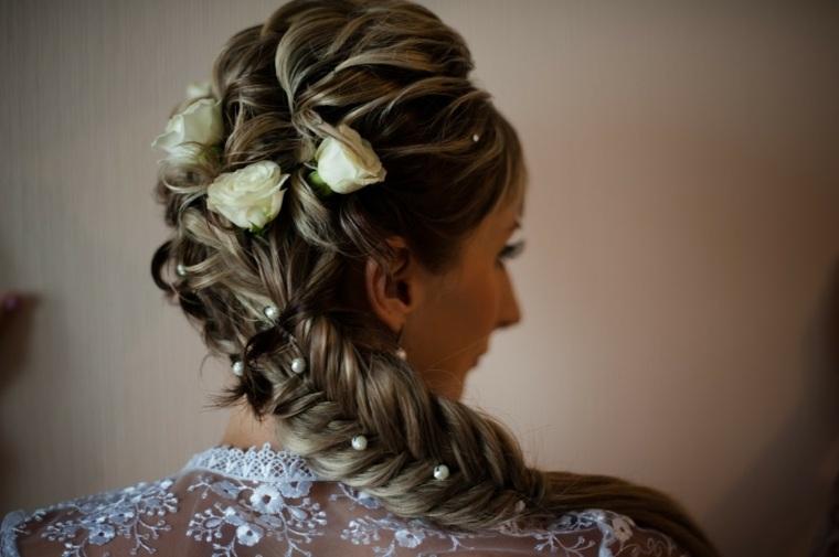 peinados recogidos-de-moda-bodas