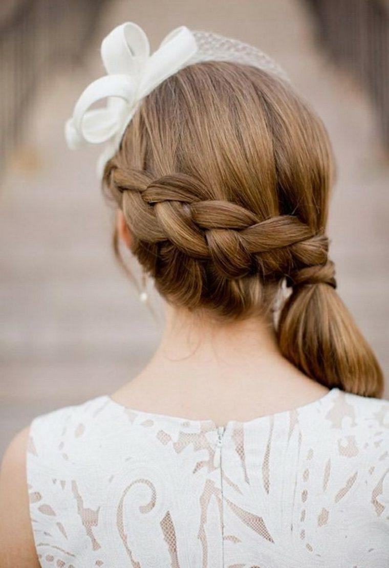 peinados semirecogidos-bodas-trenzas