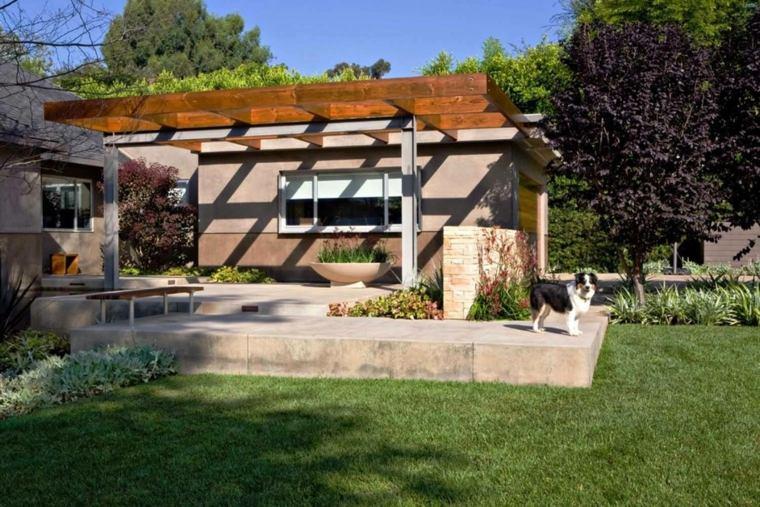 pergola-jardin-opciones-disenos-casas-modernas