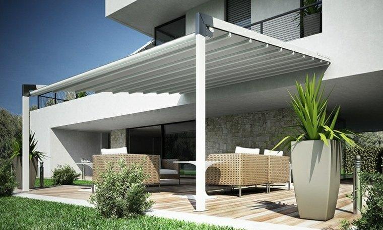 pergola-moderna-color-blanco-estilo