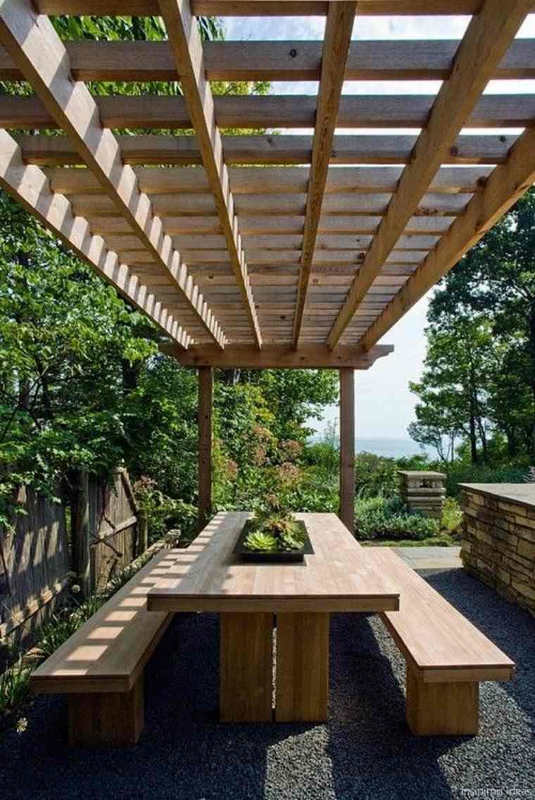 pergolas-para-jardin-opciones-consejos-muebles