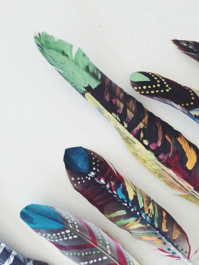Aprenda a pintar una pluma con solo unos sencillos pasos