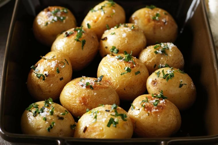 propiedades de la patata-cocida