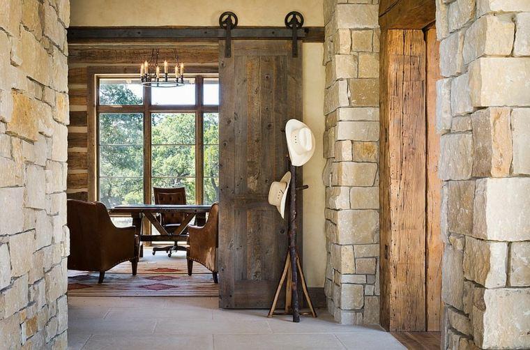 puerta-corrediza-diseño-rustico