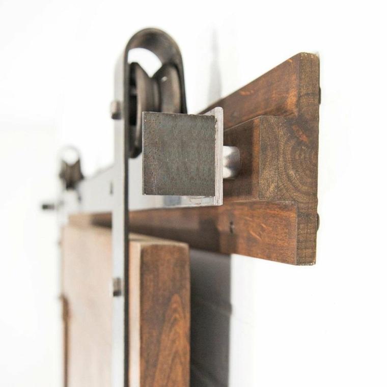 191 C 243 Mo Hacer Puertas Para Interiores Corredizas Tipo Granero