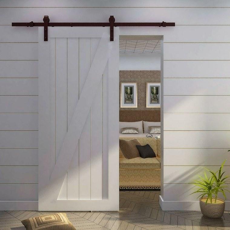 puertas para interiores blanca