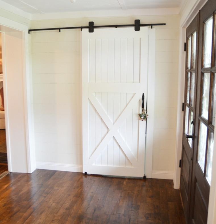 puertas-para interiores corredizas ideas
