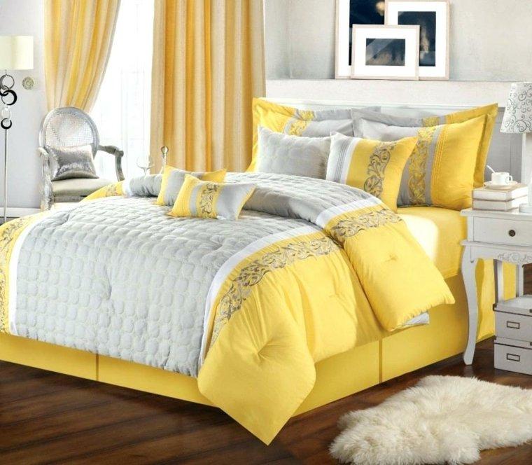 recamaras elegantes-decoradas-amarillo
