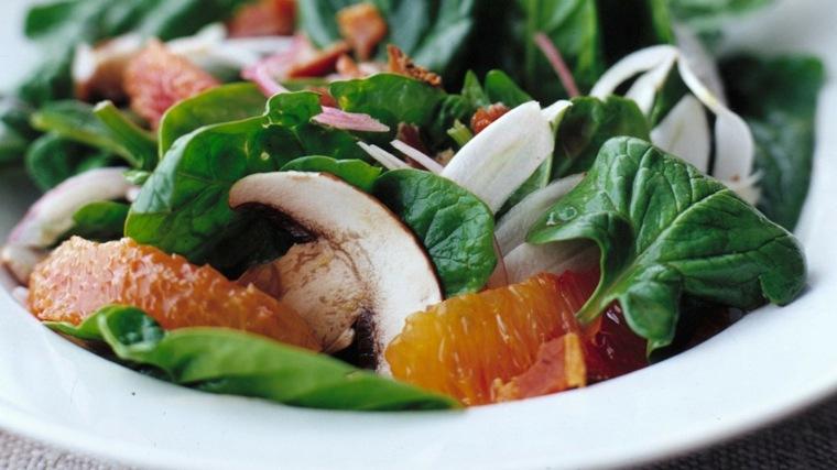 recetas de cocina-faciles-espinacas