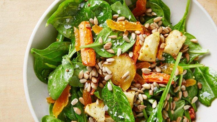 recetas de cocina-hacer-ensaladas-faciles