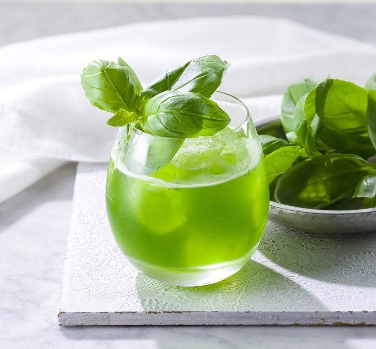 recetas de cocteles-hierbas-verano-albahaca-ideas