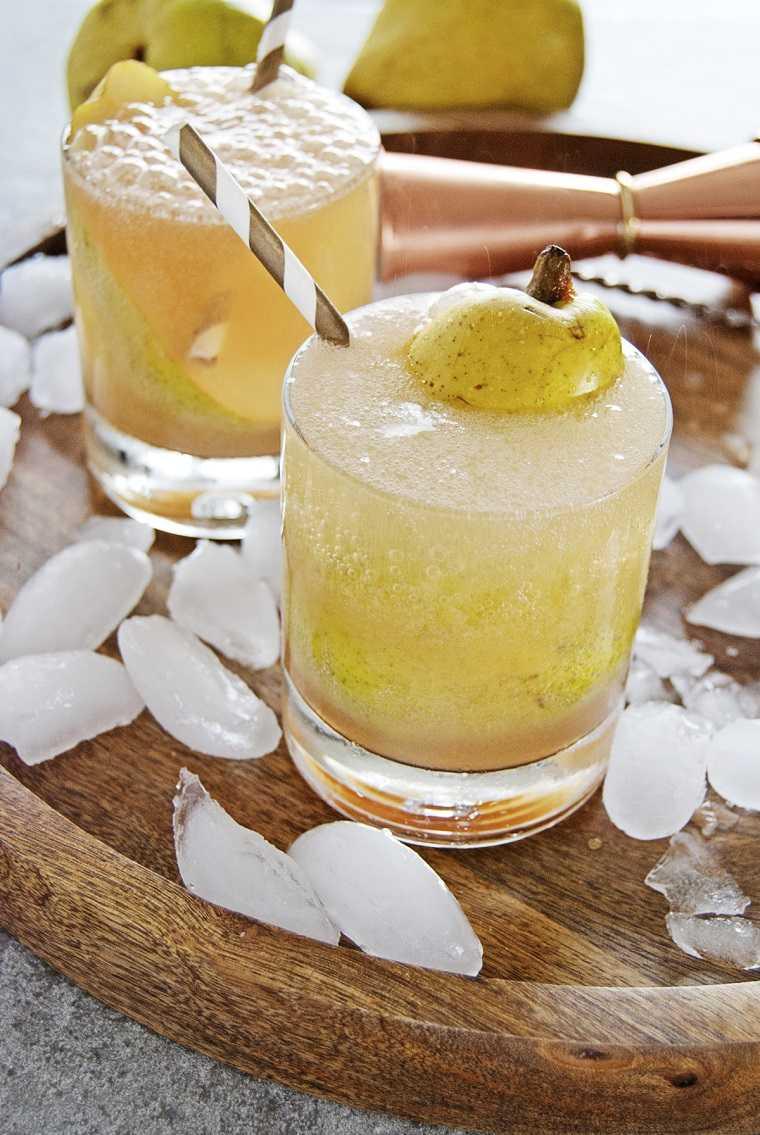 recetas de cocteles-hierbas-verano-cardamomo-pera