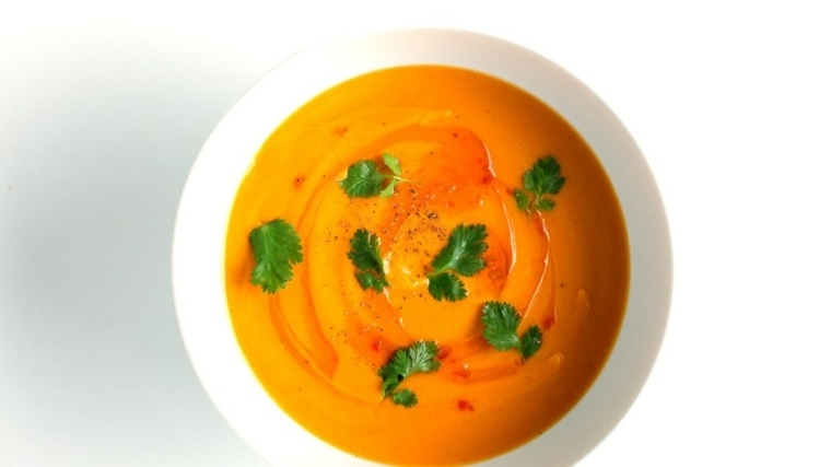 recetas de comida-sopa-zanahoria