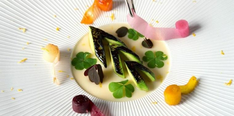 Estupendas recetas de comida sana de Alain Passard