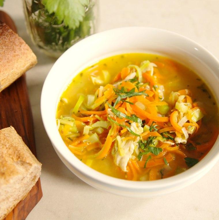 recetas faciles con pollo-zanahoria