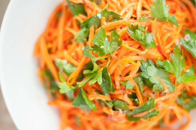 recetas para cocinar-ensaladas-zanahoria-verano