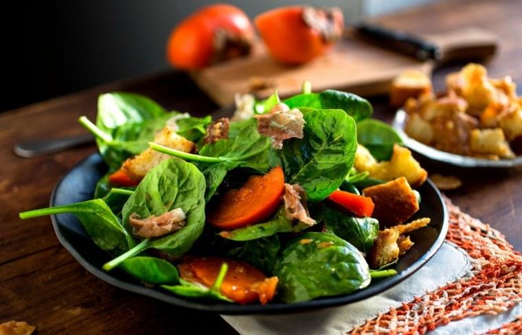 recetas para cocinar-faciles-espinacas