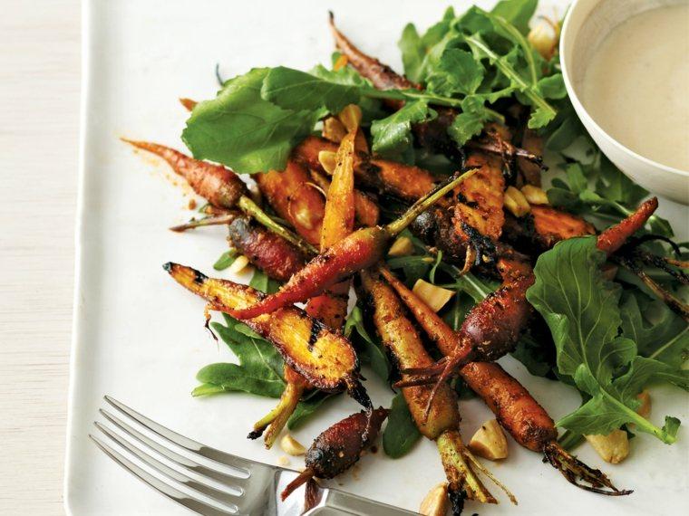 recetas para cocinar-zanahorias-ligeras