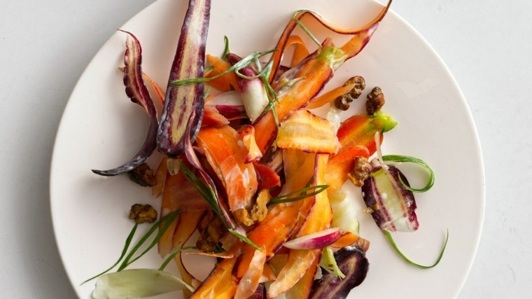 recetas para cocinar-zanahorias-primavera