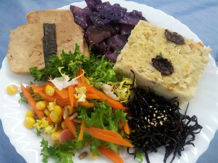lista de restaurantes de comida vegana en España
