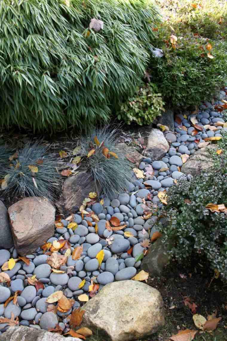 hacer río de rocas