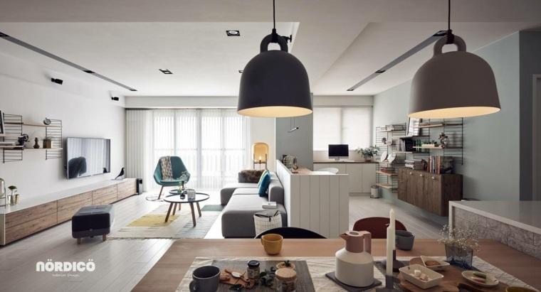 estupendas ideas de diseño de Interior de la firma NORDICO