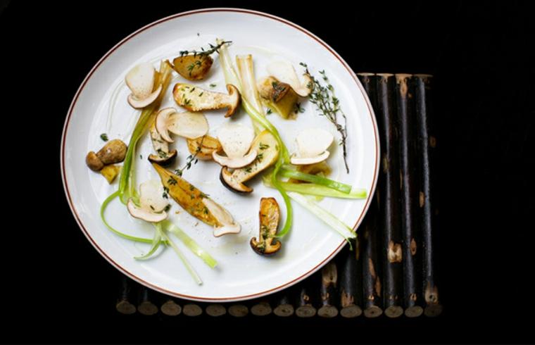 Sabrosas recetas de comida sana de Alain Passard
