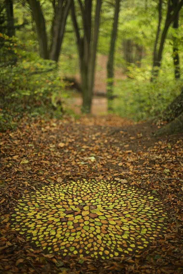 significado de mandalas-hojas