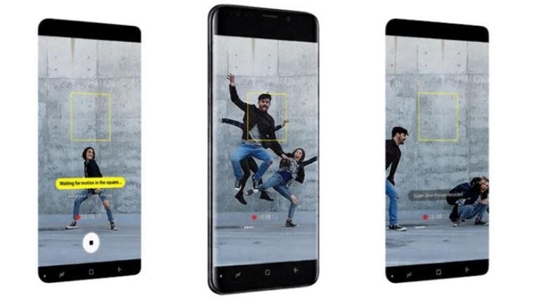 smartphone samsung camara dual